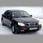 Автомобильные коврики для Daewoo Leganza 1997-2002