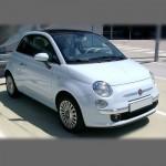 Автомобильные коврики для Fiat 500 2007- / 500 Electro