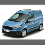 Ford Transit Courier / Tourneo Courier 2014-