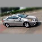 Автомобильные коврики для Hyundai Sonata YF 2009-