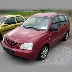 Автомобильные коврики для KIA Carens 2002-2006