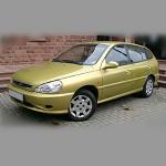 Автомобильные коврики для KIA RIO I 2000-2005