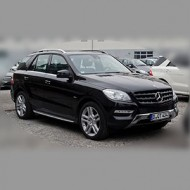 Mercedes W166 2011-