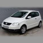 Автомобильные коврики для Volkswagen Fox 2005-