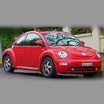 Автомобильные коврики для Volkswagen New Beetle 1998-2010