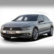 Volkswagen Passat B8 2014-