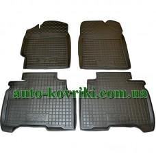 Резиновые коврики в салон Lifan 530 (Avto-Gumm)