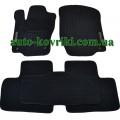Текстильные (ворсовые) коврики в салон Mercedes ML 320 W164 2008-2011 (Robust/Korona)