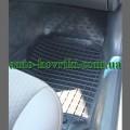 Резиновые коврики в салон Volkswagen Passat B5 1996-2005 (Avto-Gumm)