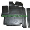 Резиновые коврики в салон Peugeot Boxer 2006- (Avto-Gumm)