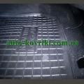 Резиновые коврики в салон Renault Logan 2013- (Avto-Gumm)