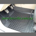 Резиновые коврики в салон Chevrolet Aveo 2005-2011 (Avto-Gumm)