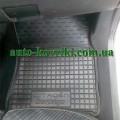 Резиновые коврики в салон Citroen Berlingo 2011- (Avto-Gumm)