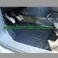 Резиновые коврики в салон Fiat Fiorino / Fiat Qubo (Avto-Gumm)