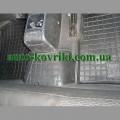 Резиновые коврики в салон Opel Astra G 1998- (Avto-Gumm)