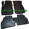 Резиновые коврики в салон Opel Mokka 2012- (Avto-Gumm)