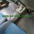 Резиновые коврики в салон Renault Kangoo 1998-2008 (4 двери) (Avto-Gumm)