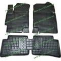 Резиновые коврики в салон Hyundai Accent 2006- 2010 (Avto-Gumm)