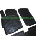Резиновые коврики в салон Mitsubishi Lancer X 2007- (Avto-Gumm)