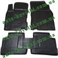 Резиновые коврики в салон Nissan Qashqai 2014- (T32) (Avto-Gumm)