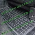 Резиновые коврики в салон Renault Fluence (Avto-Gumm)