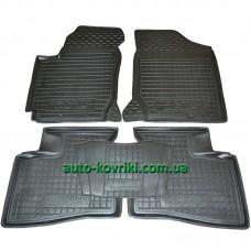 Резиновые коврики в салон KIA Cerato 2010- (купе) (Avto-Gumm)