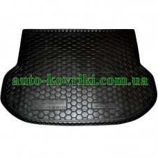Коврик багажника резиновый Lexus NX-300 hybrid 2014- (Avto-Gumm)