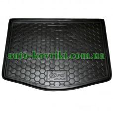 Коврик багажника резиновый Ford Focus C-Max 2010- (Avto-Gumm)