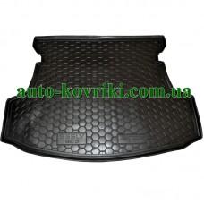 Коврик багажника резиновый Geely GC5 2014- (Седан) (Avto-Gumm)