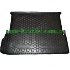 Коврик багажника резиновый Lexus GX-460 2010- (7 Мест) (Avto-Gumm)