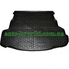 Коврик багажника резиновый Mazda 6 2003-2008 (седан) (Avto-Gumm)