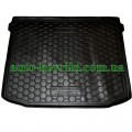 Коврик багажника резиновый Mitsubishi ASX 2010-2021 (Avto-Gumm)