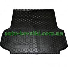 Коврик багажника резиновый Mitsubishi Pajero Sport 2008- (Avto-Gumm)