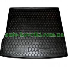 Коврик багажника резиновый Renault Duster 2WD 2010-2017 (Avto-Gumm)