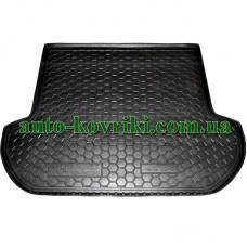 Коврик багажника резиновый Subaru Outback 2009- (Avto-Gumm)