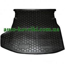 Коврик багажника резиновый Toyota Corolla (XI) 2013- (Avto-Gumm)