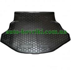 Коврик багажника резиновый Toyota Venza 2008- (Avto-Gumm)