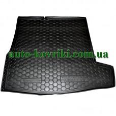 Коврик багажника резиновый Volkswagen Passat B5 1996-2005 (Седан) (Avto-Gumm)