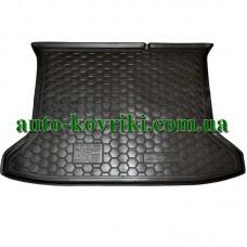 Коврик багажника резиновый Jac S3 2014- (Avto-Gumm)