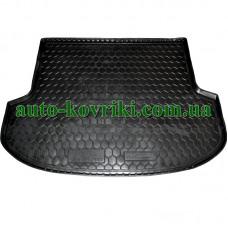 Коврик багажника резиновый Kia Sorento 2013-2014  (5мест) (Avto-Gumm)