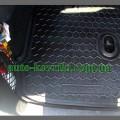 Коврик багажника резиновый Renault Lodgy 2013- (Avto-Gumm)