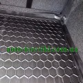 Коврик багажника резиновый Volkswagen Passat B7 (Sedan) (Avto-Gumm)