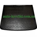 Коврик багажника резиновый Volkswagen Touareg 2003-2010 (Avto-Gumm)