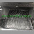 Коврик багажника резиновый Skoda Octavia A5 2004-2012 (Лифтбэк) (Avto-Gumm)