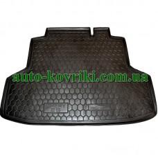 Коврик багажника резиновый Chery E5 2011- (Avto-Gumm)