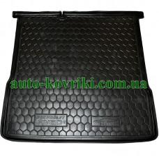 Коврик багажника резиновый Chevrolet Aveo 2011-2021 (T300) Седан (Avto-Gumm)
