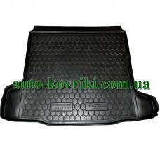 Коврик багажника резиновый Chevrolet Cruze II 2008-2016 Седан (Avto-Gumm)