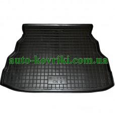 Коврик багажника резиновый Chevrolet Geely CK2 2009- (Avto-Gumm)