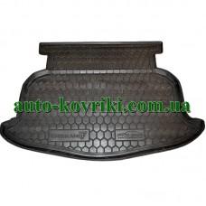 Коврик багажника резиновый Geely Emgrand EC7 2007- (Хетчбэк) (Avto-Gumm)