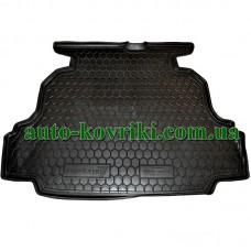 Коврик багажника резиновый Geely Emgrand EC7 2009- седан (Avto-Gumm)